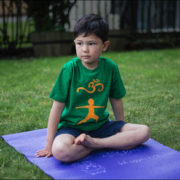 Toddler Yogi Yoga Mat