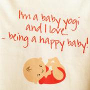Baby Yogi Bibs