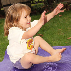 Tree of Yoga Toddler Yoga Mat