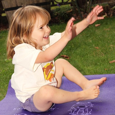 Tree of Yoga Toddler Yoga Mat