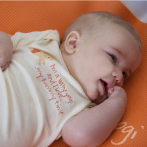 baby yogi t shirt
